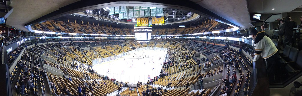 Boston Bruins stadium