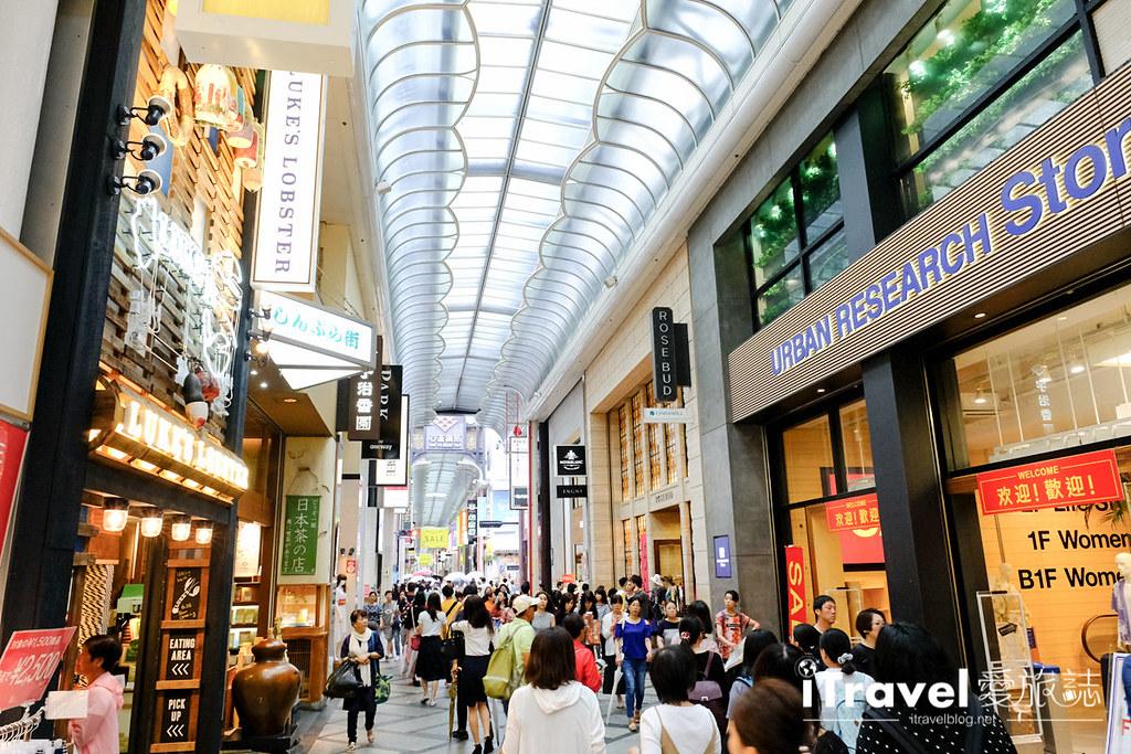 大阪購物商場 心齋橋 (22)
