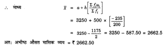 UP Board Solutions for Class 10 Maths Chapter 14 Statistics page 302 3.3