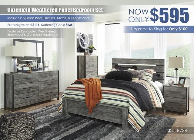 Cazenfeld Bedroom Set_B227-31-36-46-57-54-96-92-Q386