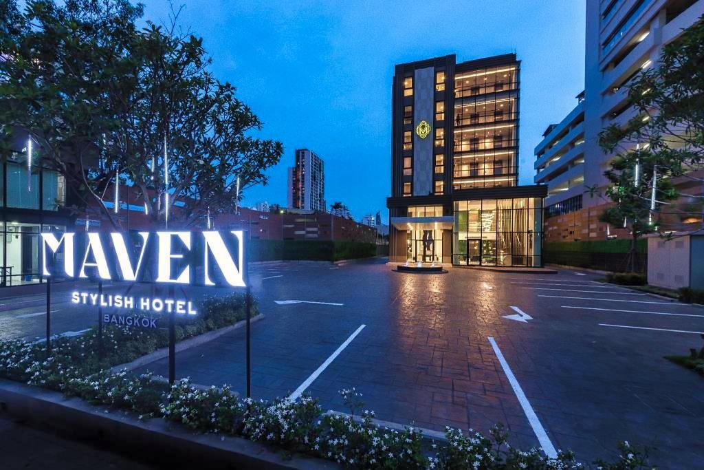Maven Stylish Hotel Bangkok 1