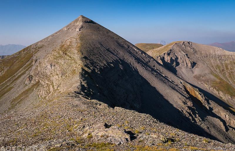 Spencer Peak