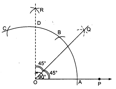 UP Board Solutions for Class 9 Maths Chapter 11 Constructions 11.1 2