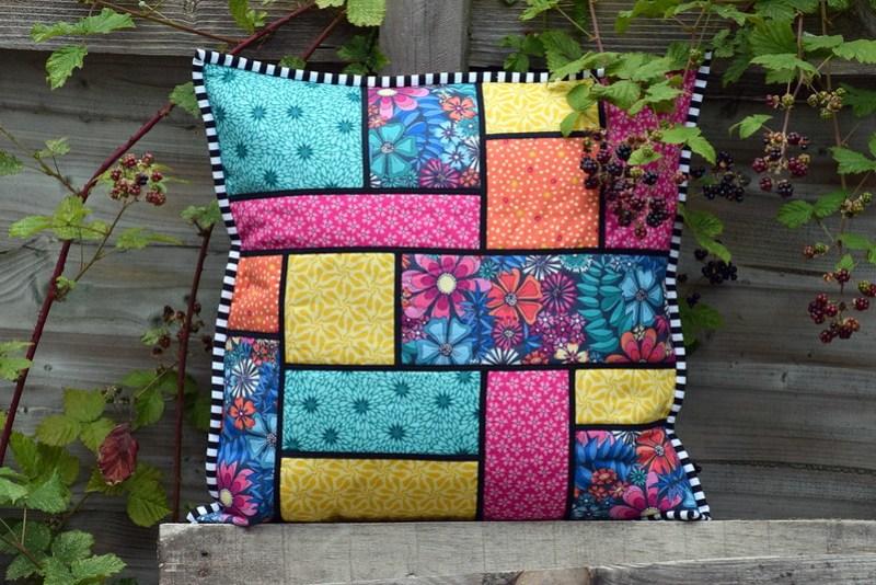 Mosaic (Twin Needled) Cushion