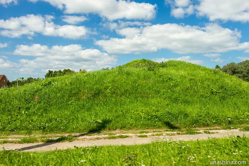 Земляной вал, Великий Новгород