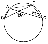 UP Board Solutions for Class 9 Maths Chapter 10 Circle 10.5 5