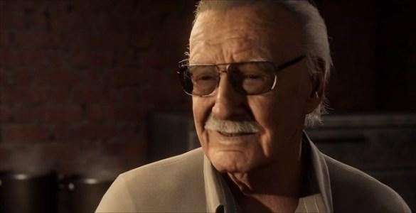 Marvel's Spider-Man - Stan Lee