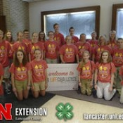 4-H Life Challenge 2018 - Lancaster County youth at state - 01