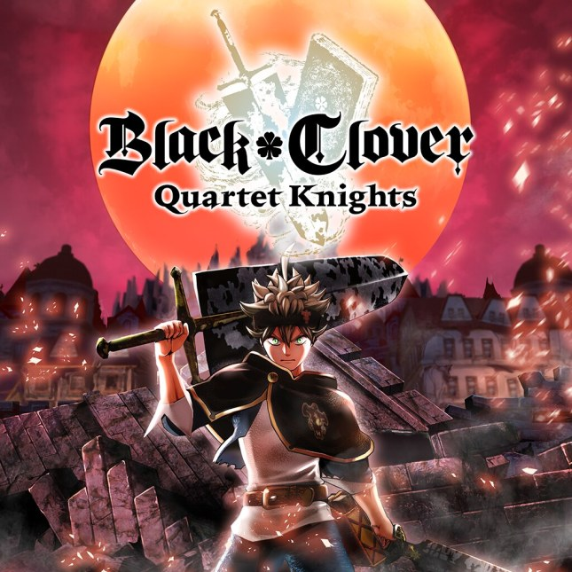 Black Clover: Quartet Nights