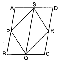 UP Board Solutions for Class 9 Maths Chapter 8 Quadrilaterals 8.2 2