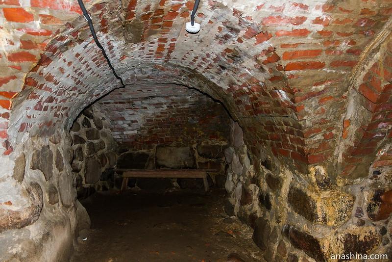 Камера Пугачевых, крепость Корела в Приозерске