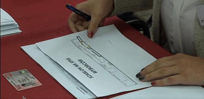 komisje wyborcze