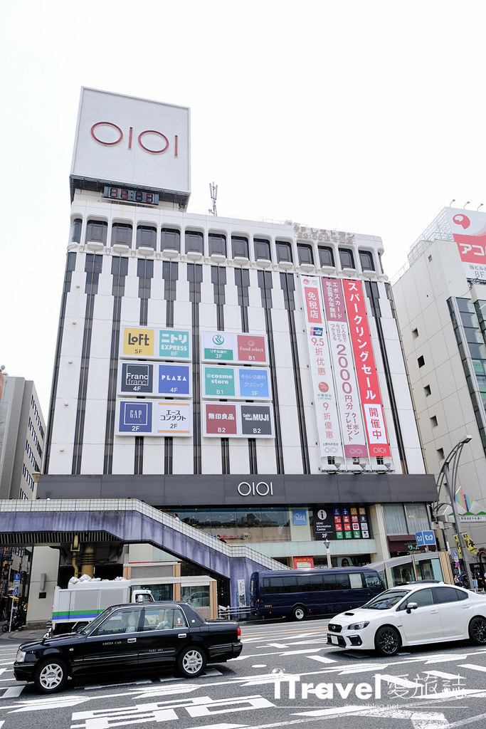東京上野飯店推薦 Hotel Wing International Select Ueno-Okachimachi (10)