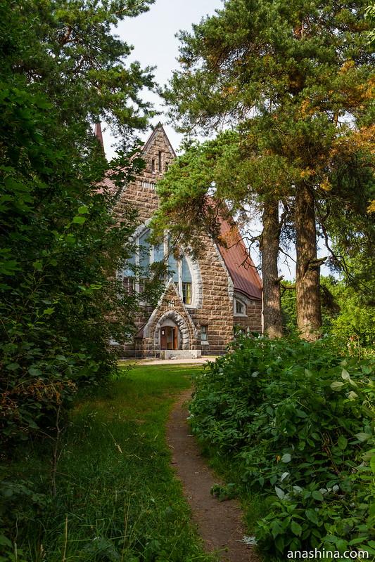 Лютеранская церковь Святой Марии Магдалины, Койвисто, Приморск