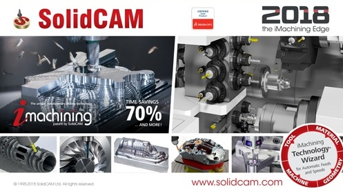 SolidCAM 2018 Documents and Training Materials