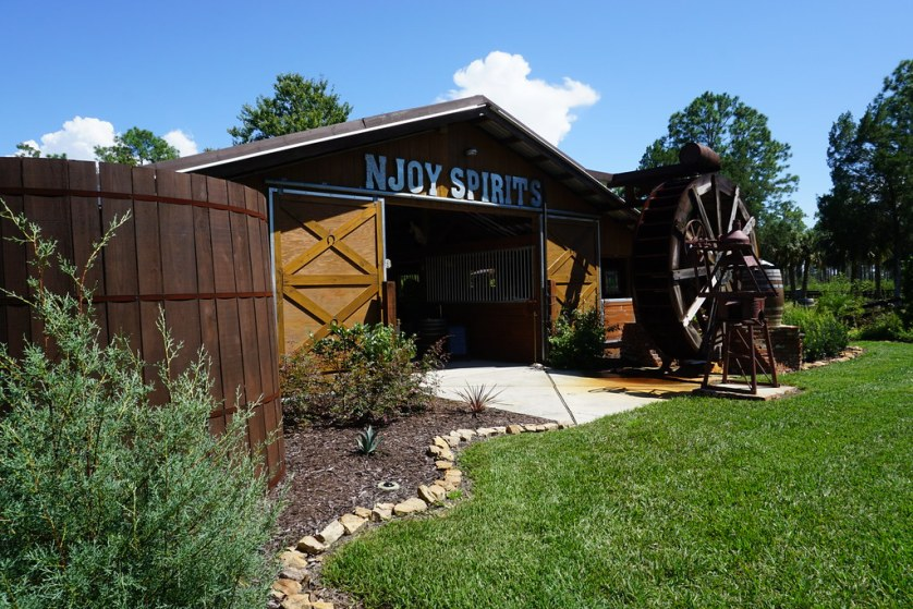 NJoy Spirit's Distillery, Brooksville, Fla, Sept. 14, 2018