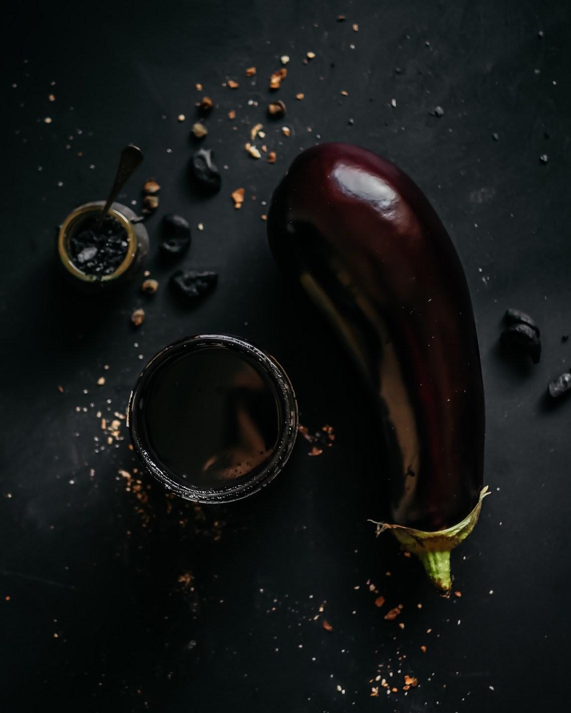 musta valkosipuli