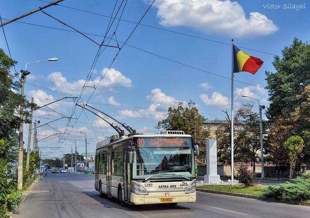 Irisbus Citelis - 5392 - 90 - 16.08.2018