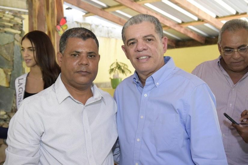 Reunión en la casa del compañero Mauricio Bernald en Laguna Salada, Valverde 10 de agosto 2018