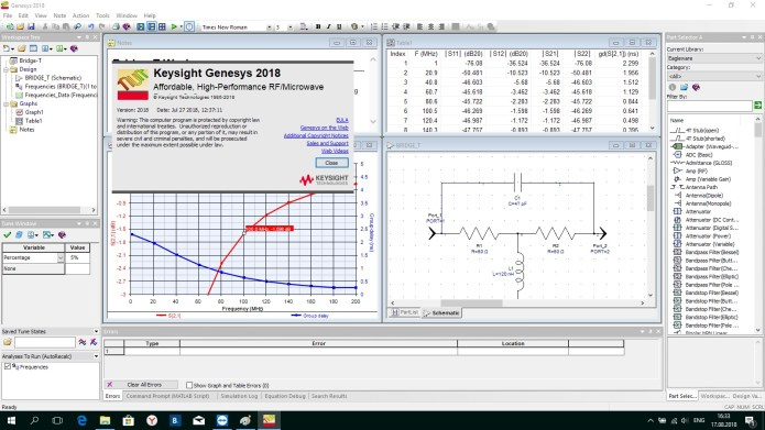 Working with Keysight genesys 2018 Win64 full license
