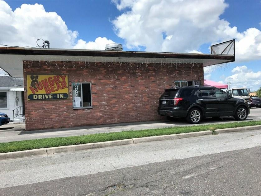 Hungry Bear Drive-In, Ocala, Fla., Aug. 2017