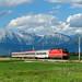 541 010, EC 213 Frankfurt (Main) Hbf - Zagreb Gl. kol., Škofja Loka