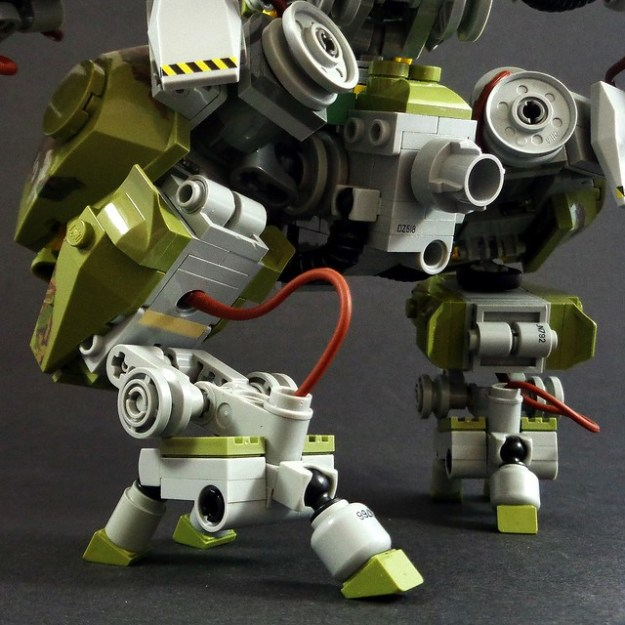 FCA AHM 4th Heavy Mech