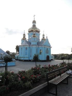 2018 08 24-25 St. Nicholas Horodoksky Women's Monastery. Rivne