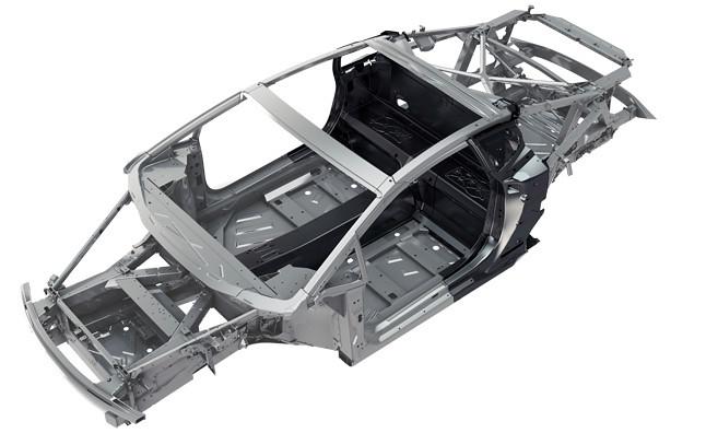 huracan-chassis