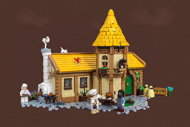 LEGO boulangerie Bakery