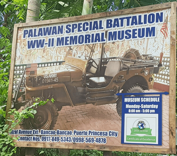 Palawan Special Battalion World War 2 Museum, 50+ Things to Do in Puerto Princesa, Tourist Spots Survive Travel (10)