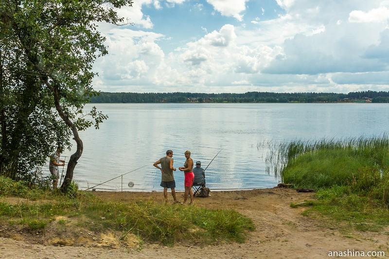 Озеро Мичуринское (?), Карельский перешеек