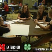 4-H Life Challenge 2018 - Lancaster County youth at state - 13