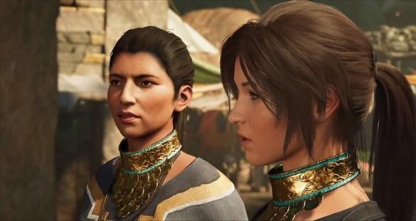 Shadow of the Tomb Raider - Queen Unuratu