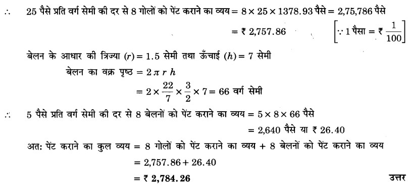 UP Board Solutions for Class 9 Maths Chapter 13 Surface Areas and Volumes 13.9 2.2