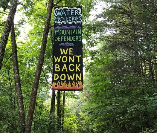 Water Protectors, Mountain Defenders