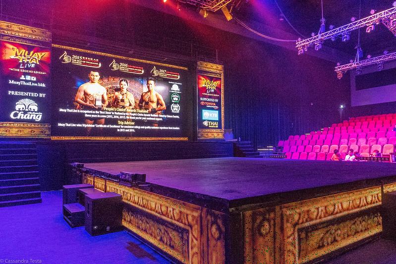 Muay Thai Live: The Legend Lives