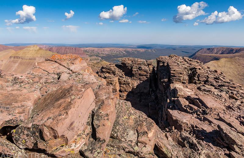 Kings Peak Summit