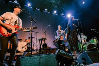 Elysian Fields at Brooklyn Steel in Brooklyn, NY on September 16th, 2018