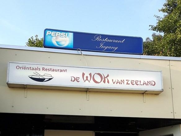 De wok van Zeeland