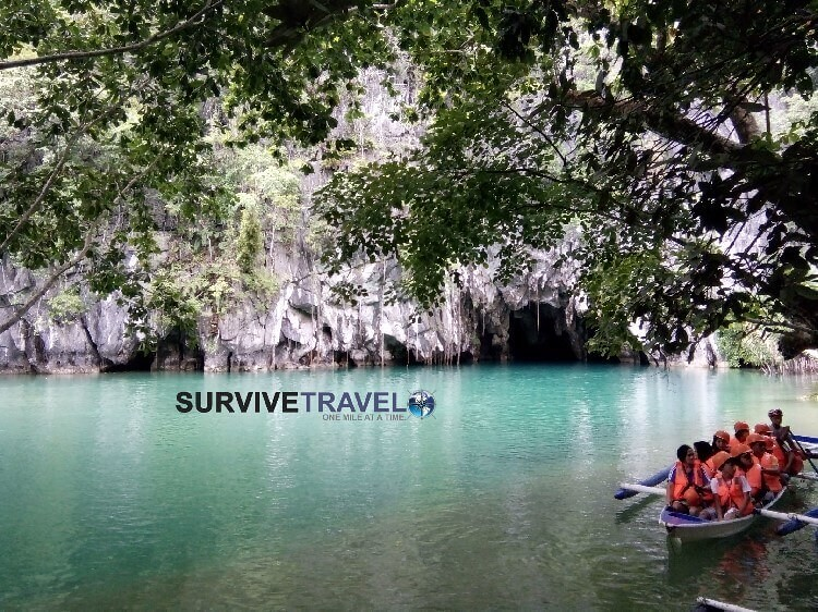 Underground River Tour, 50+ Things to Do in Puerto Princesa, Tourist Spots Survive Travel (24)