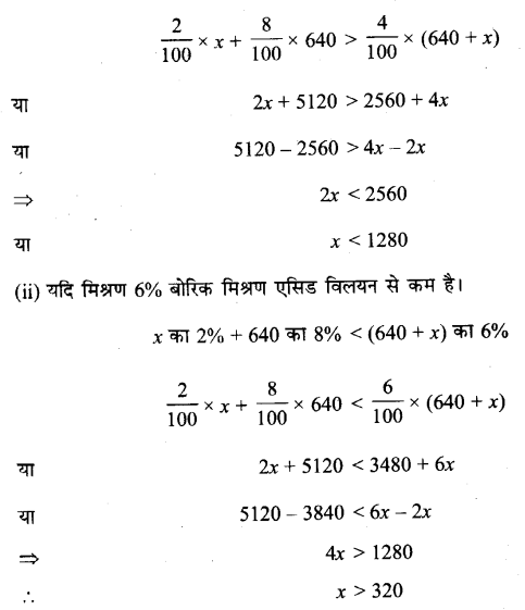 UP Board Solutions for Class 11 Maths Chapter 6 Linear Inequalities 12