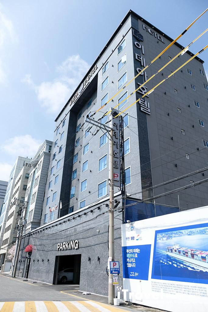 釜山站雷得飯店 Leidea Hotel Busan Station (2)