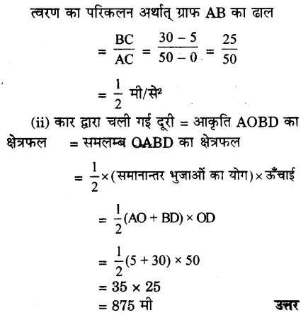 UP Board Solutions for Class 9 Science Chapter 8 Motion A 6.2