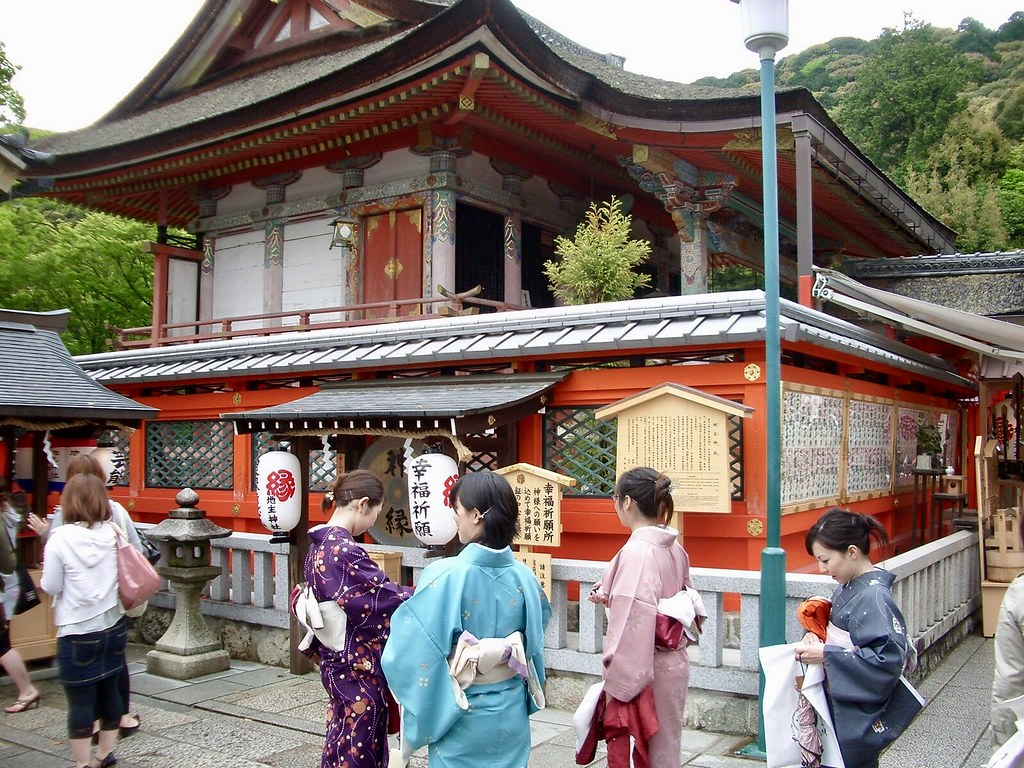 Kyoto: Kiyomizu-dera
