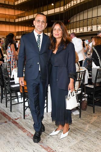 Steven Kolb and Roopal Patel