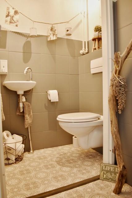 Toilet Riviera Maison stijl