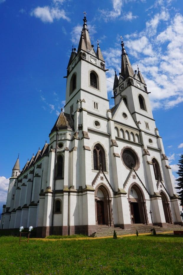 Ditrău Cathedral, Harghita