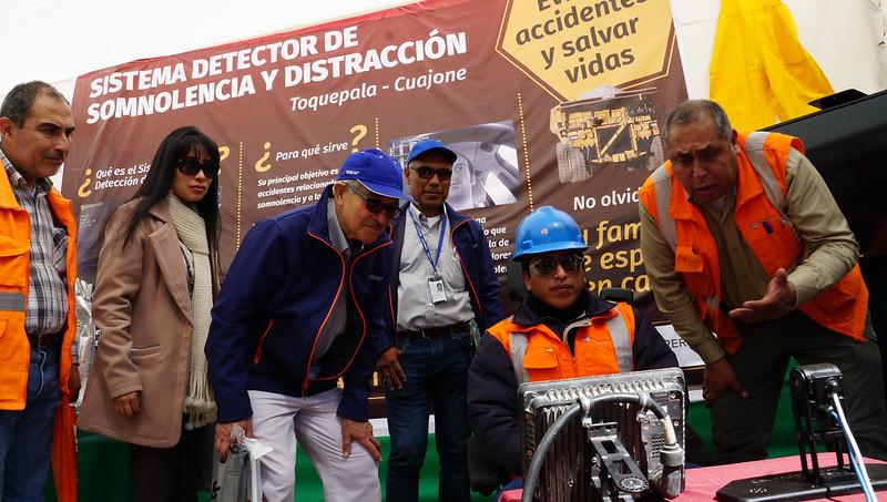 Southern Peru-Toquepala realizó Semana de la Seguridad 2018