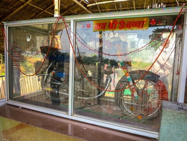 Templo de la motocicleta